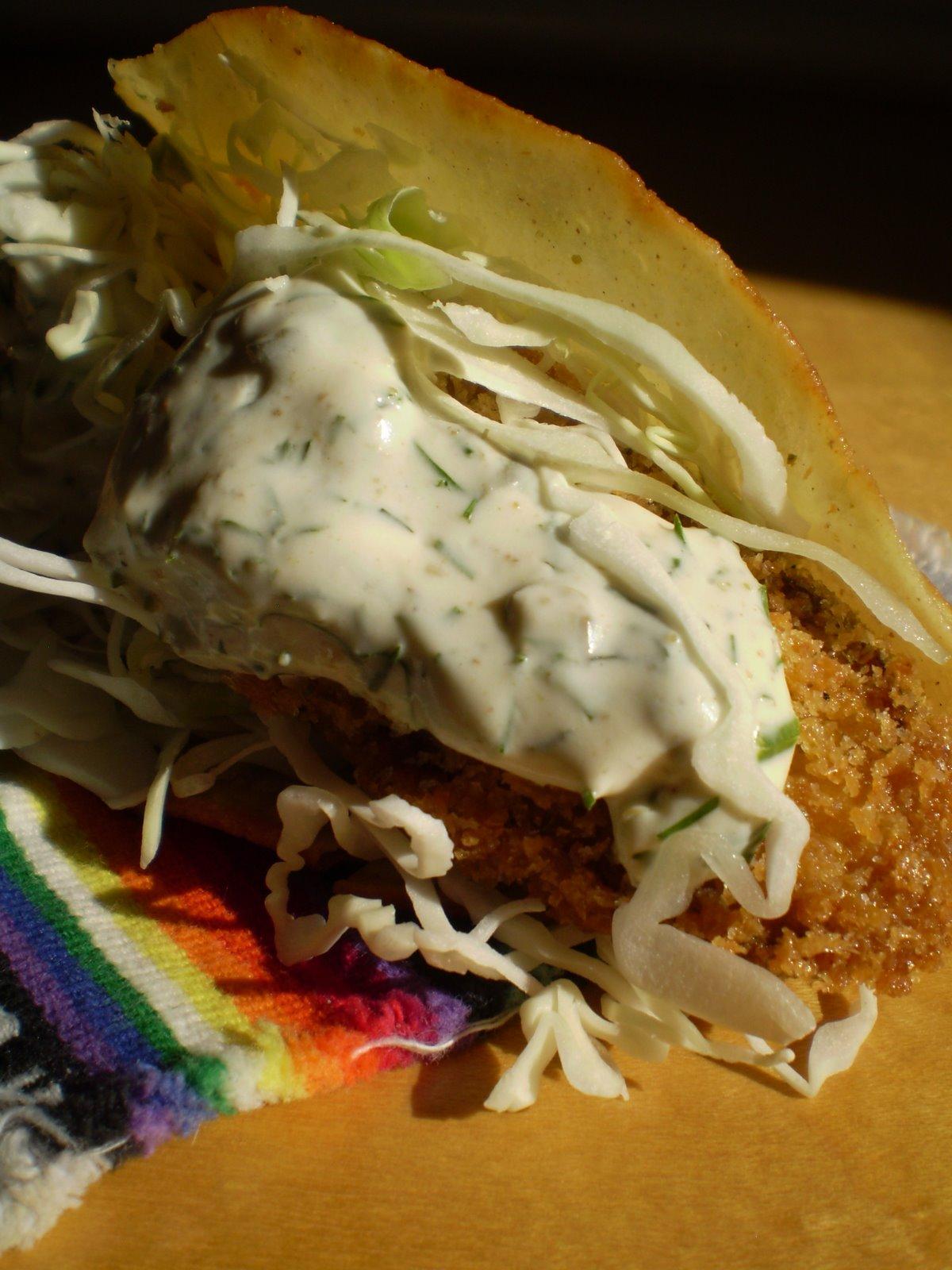 Vegan fish tacos vegan recipes for vegans and for Vegan fish tacos