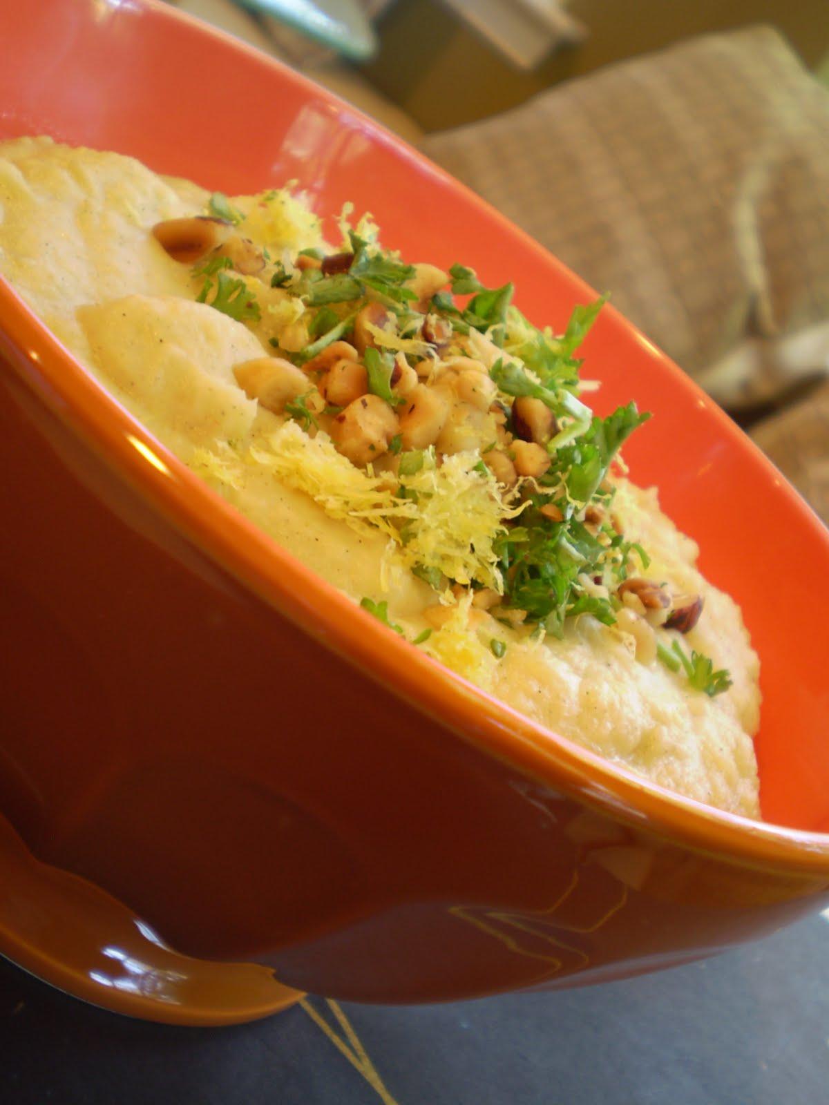 Vegan Parsnip-Cardamom Soup with Vegan Hazelnut Gremolata ...