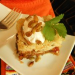 "VegNews Magazine Publishes Blooming Platter Vegan Steamed Tamale Pie in Their Online ""Recipe Club"" e-Newsletter (Tastes Like Tamales, Not Like Cornbread-Topped Chili)!"