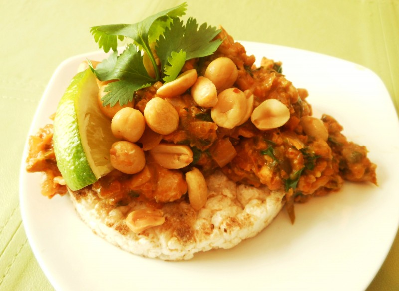 Thai Sloppy Joes 1