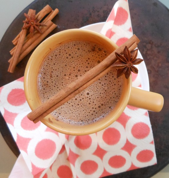Hot Chai Cocoa--Navitas Naturals