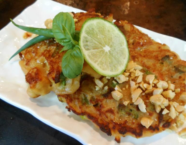 Pad Thai Pancakes