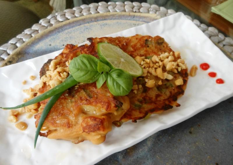 Pad Thai Pancakes--Dining Room--Cropped