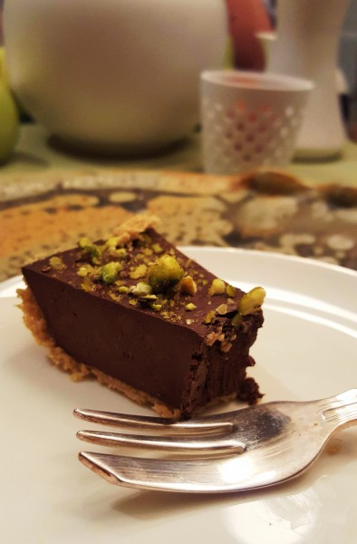 Barbara's Chocolate Tart