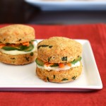 "My Vegan Thai Biscuit Mini Sandwiches Win ""Savory"" Grand Prize in National Recipe Contest"