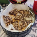 My Mother's (vegan) English Butter Toffee–THE BEST!