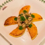 "Day 17: Grilled Butternut Squash with White Beans and Olivada–""Cooking 'The Blooming Platter Cookbook' Julie & Julia Style"""