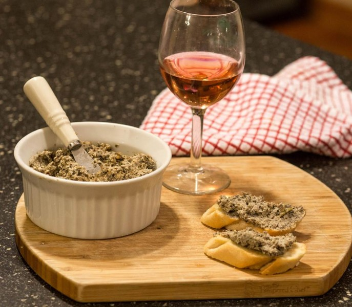 Mushrooms with Sherry