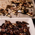 "Day 16: Sweet & Savory Nut Brittle–""'Cooking the Blooming Platter Cookbook' Julie & Julia Style"""