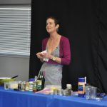 The Blooming Platter's Betsy DiJulio Invited to Give Cooking Demo at PETA's Leadership Weekend