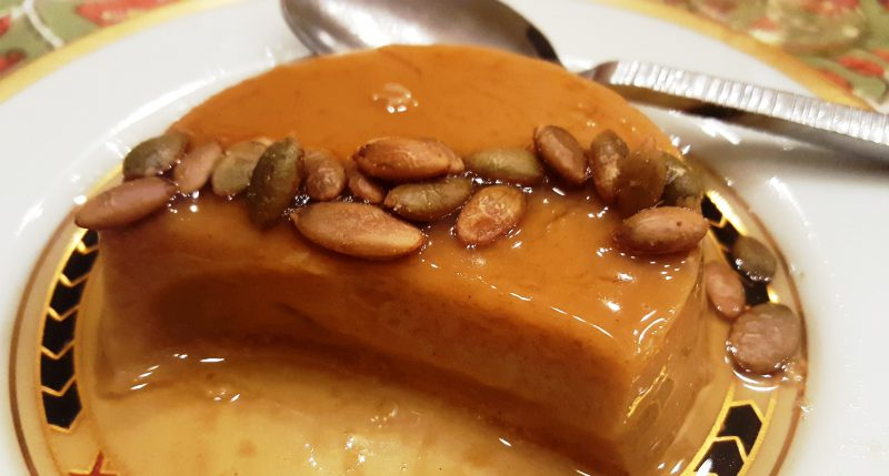 pumpkin-flan-partially-eaten