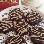 Vegan Gluten-Free Chocolate-Chocolate Chip, <br>White Chocolate Chip, &#038; Dried Cranberry Cookies