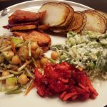Vegan &#8220;Old School&#8221; Creamy Green Bean, Lima Bean,<br>and Green Pea Casserole