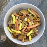 Vegan Chex Mix Italiano