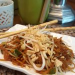 Best Vegan Quick-and-Easy Pad Thai Lite<br>with Spiralized Veggie Noodles