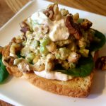 Betsy&#8217;s Best Bloomin&#8217; Vegan Tuna Salad<br>I Reveal My Secret Ingredient