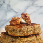 Vegan Flax &#038; Chia Seed Pancakes<br>Oil-Free and Oh-So-Quick &#038; Easy