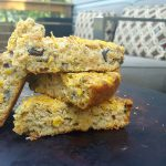 Vegan Loaded Mexican Cornbread