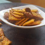 Vegan Cheesy Garlic and Herb Snack Crackers<br> quick and easy perfection
