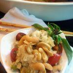 Vegan Thai Savory &#8220;Rice&#8221; Pudding<My Low-Cal Version Uses Riced Cauliflower