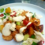 Vegan Loaded Tater Tots<br>The Healthy Way
