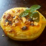 Vegan Green Tomato Pie<br>(crustless tarts, actually)&#8230;my way!