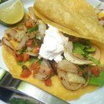 Vegan Grilled Onion Tacos