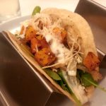 Vegan Roasted Butternut Squash Taco