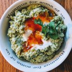 The Jazzy Vegetarian's Vegan Miso-Parsley Hummus