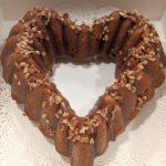 Bourbon-Spice Bananoffee Bundt Cake