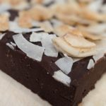 Best Chocolate Fudge…Ever + Bonus Lower-Calorie Version (vegan/ plant-based)