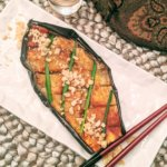 Gochujang Roasted Eggplant (vegan & plant-based)