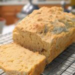 Blooming Beer Bread