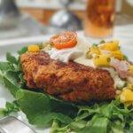 Tastiest and Healthiest Dark Red Kidney Bean Veggie Burger (vegan & plant-based)