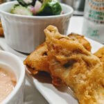 The Blooming Best Tempura-Battered Fried Artichoke Hearts (vegan & plant-based)