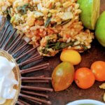 Cheesy Stovetop Mexican Rice with Spinach