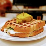Panini Hack (Hint: whip out your waffle iron!)