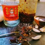 Blooming Best Hot Chili Oil (vegan & plant-based)