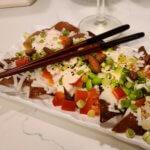 Japanese Fusion Nachos (vegan & plant-based)