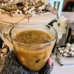 Best White Bean and Kale Soup  (vegan, plant-based, low-calorie, & low fat)