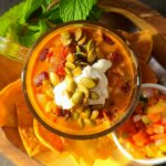 Cauliflower & Coconut Milk Chili (vegan & plant-based)