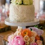 Coconut-Almond Wedding Cake or Cupcakes  (vegan & plant-based)